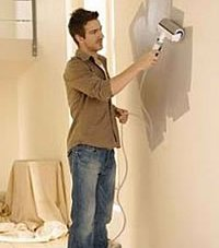Getting Ready To Paint Home Walls