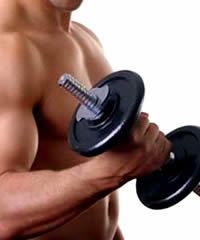 Try Weight Lifting, it makes you fit