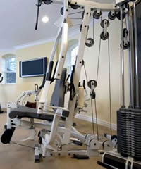 Your own Gym at your own place