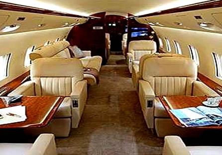 Challenger 601/604 SERIES Jet