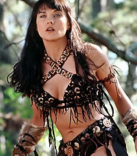 Birthday of Xena, Lucy Lawless
