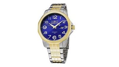 Invicta Mens Invicta II Collection Two Tone Watch