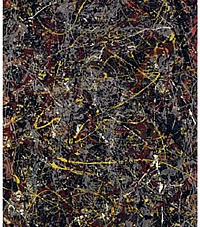 Jackson Pollock No.5, 1948