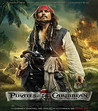 Pirates of the Caribbean- On Stranger Tides