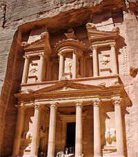 Wonder of the world-Petra, Jordan