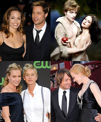 Top 10 Hottest Celebrity Couples of 2011