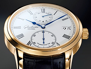 The Senator Chronometer by Glashütte Original