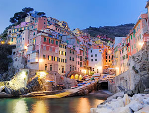 World's Most Breathtaking and Colourful Places