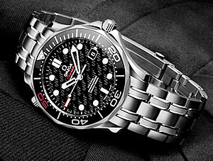 Omega – James Bond 007 50th Anniversary Collector's Piece