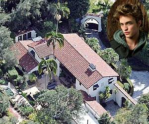 Robert Pattinson Buys $4 Million Mansion In Los Feliz