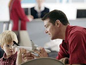 Tips to Fly with Kids