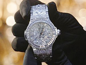 "HUBLOT  – THE ""$5 MILLION"" Most Expensive Watch"