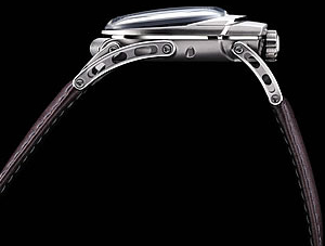Mb&F and Urwerk Team Up to Unveil C3h5n3o9 Experiment Zr012 Watch