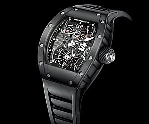 RICHARD MILLE – New Limited edition Tourbillon RM 022 Carbon