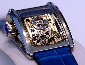 Parmigiani Fleurier Bugatti Vitesse Watch unveiled alongside Bugatti T57 Selectron Torpedo