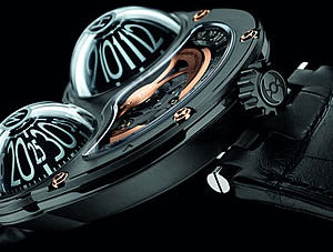 MB&F HM3 Poison Dart Frog watch will pop your eyes out