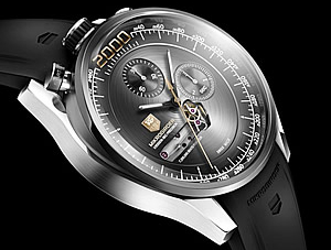 TAG-Heuer Mikrogirder, The Most Accurate Mechanical Chronograph of All Time