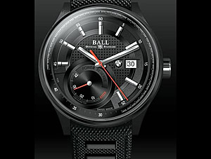 Ball and BMW team up to make Limited Edition watch Collection