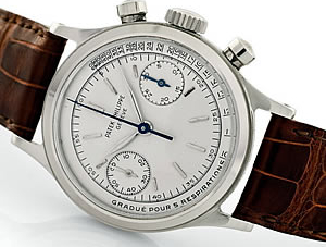 Historic Watchmaker's Personal Patek Philippe in Geneva Auction