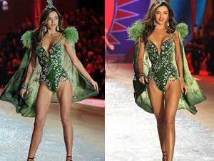 Miranda Kerr – Victoria's Secret Fashion Show 2012