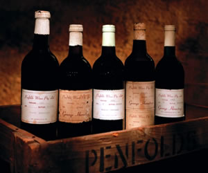 The $1.9 Million Penfolds Collection is Available for Wine Connoisseurs in London