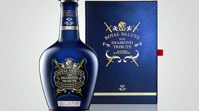 Royal Salute Diamond Tribute marks 60th coronation anniversary of Queen Elizabeth