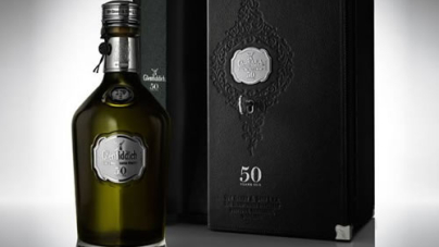 Taste the rare Glenfiddich 50 year old Whisky Exclusively at Bar 1919