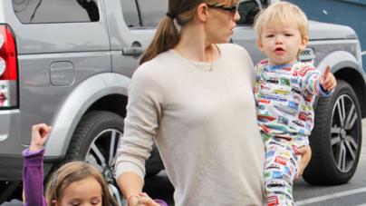 Jennifer Garner & Ben Affleck's Son Samuel Has Awesome Pajamas