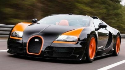 Top 10 Fastest Cars in 2013
