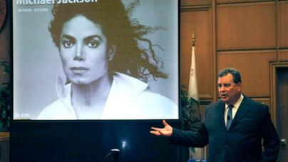 Jury rejects case linking company to Michael Jackson death