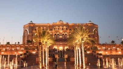 Abu Dhabi for the World Luxury Expo 2013