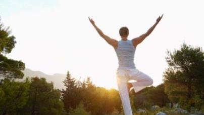 Easy Sun Salutations for Beginners