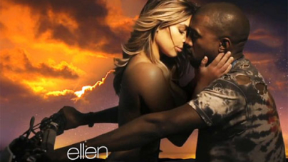 Kim Kardashian and Kanye West simulate sex in Shockingly Gratuitous Video for Bound 2