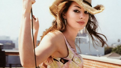Actress Anne Hathaway Birthday
