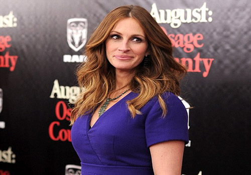 Julia Roberts: New York Premiere Of New Film August: Osage County