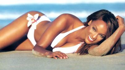 Supermodel Tyra Banks Birthday