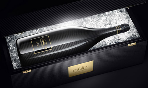 House Of Devavry Doles Out Uber-Exclusive $3,000 Champagne Clad In Carbon Fiber