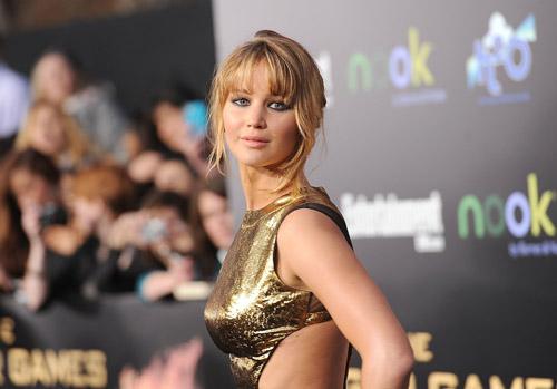 Jennifer Lawrence Most Desirable Actress