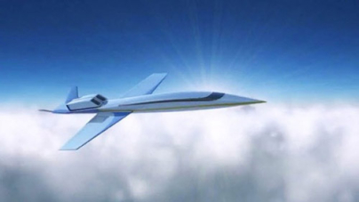 Boston Based Company Is Developing A Supersonic Business Jet