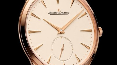 Jaeger-LeCoultre Master Ultra Thin Idea of Classic Elegance