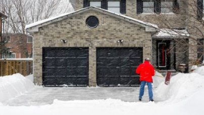 Winterizing Your Sidewalks And Driveways