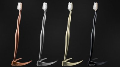 World's Most Expensive Toothbrush is Made from Titanium and Costs $4,375