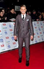 Jeff Brazier National Television Awards