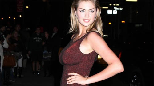 Sports Illustrated Celebrates its 50th Anniversary with Kate Upton