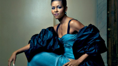 Michelle Obama Turns 50 — Happy Birthday
