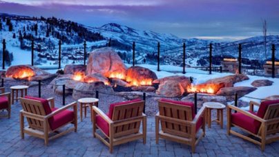 St. Regis Deer Valley $15,000 Celebrate Snow  Package
