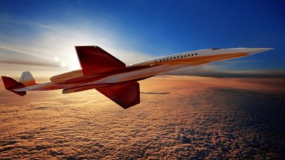 World's First Supersonic Business Jet Will Reach The Market In 2021