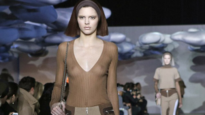 Kendall Jenner's Shock Transformation into a High Fashion Model