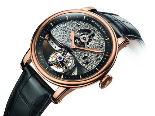 Arnold & Son Instrument CTB Watch