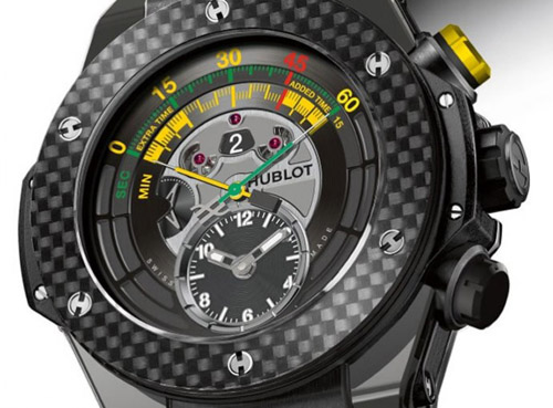 Hublot Big Bang Unico Official Watch of the 2014 FIFA World Cup